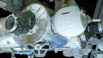 Nem sikerült felfújni a Nemzetközi Űrállomás új szobáját