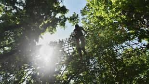 Ellenőrzésre számíthatnak a kalandparkok