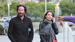 Keanu Reeves bemutatja, milyen egy szomorú randi