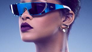 Rihanna napszemüveget álmodott a Diornak