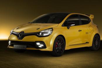 Gyári Renault Clio, 275 lóerővel