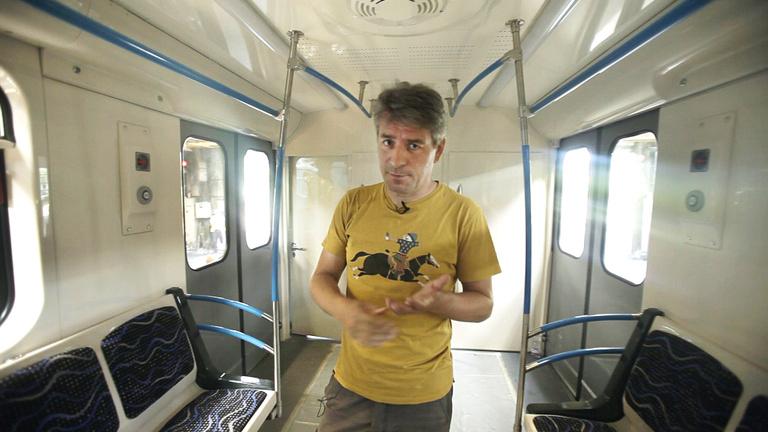 Kívül-belül végigjártuk a felújított hármas metrót