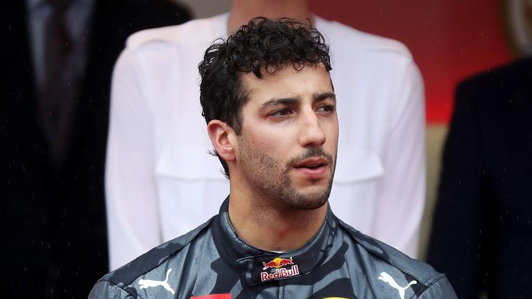 Ricciardo: Káromkodás nélkül? Úgy nehéz