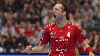 Kilenc góllal vezetett, mégis elbukta a Veszprém a BL-döntőt