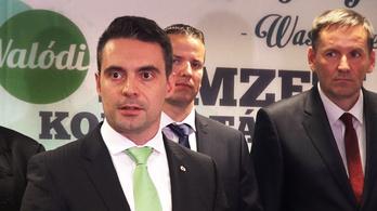 Vona: Vagy mi verjük meg a Fideszt, vagy senki