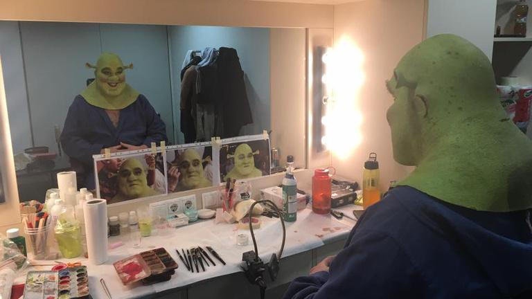 Büdös és megríkat a Shrek-musical