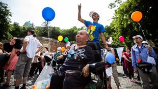 Rehab Critical Mass: A fogyatékkal élők szinte láthatatlanok