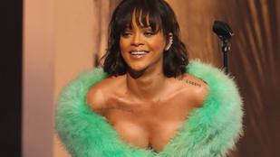 Nyolc fura ruha, amiben Rihanna idén már emberek közé ment