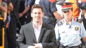Messi: Nem olvasom a szerződéseimet, nem tudom, mit írok alá
