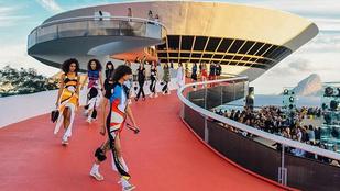 Elképesztő showt nyomott le Louis Vuitton Brazíliában