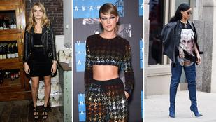 10 trend, amit a celebek hoztak divatba