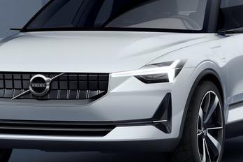 Nem lesz Volvo kisautó