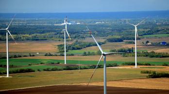 A magyar áramtermelés tizede megújuló
