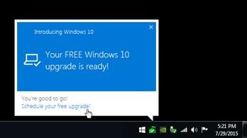 Meddig próbál átverni még a Windowsom?