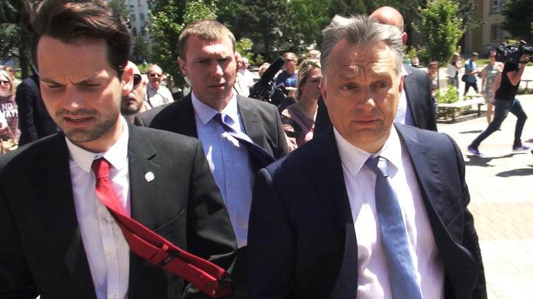 Orbán az Indexnek: Mit nem értenek azon, hogy háttérhatalom?
