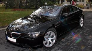 Akinek nem megy a BMW 650i-je