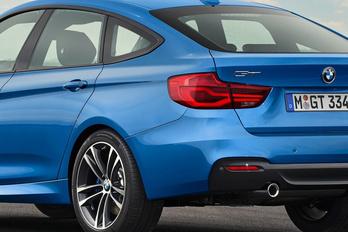 Jön az új ötajtós 3-as BMW