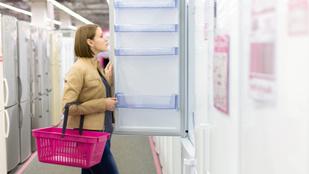 Ismét nagyot lehet spórolni a háztartási nagygépek vásárlásánál