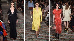 Angliai kastélyban mutatta be nyaralós ruháit a Dior