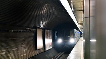 Már két éve is romhalmaz volt a hármas metró