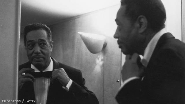 Duke Ellington, 1958.