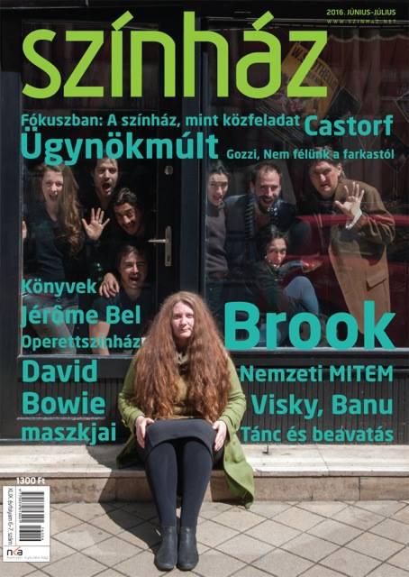 Színház folyóirat 2016. június-július