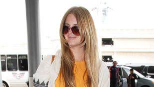 Lana Del Rey simán úgy néz ki, mint Jennifer Lawrence