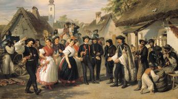 Mikor még nem voltak galériák Magyarországon
