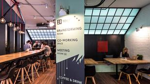 Mutatjuk, milyen klassz közösségi irodákba ülhet be Budapesten