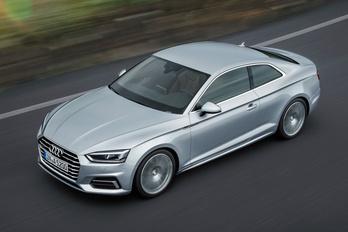 Itt az Audi szép új kupéja