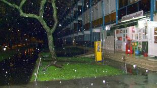 Nem járt 2012. december 4-én 19:30 és 20:00 között Nagykanizsán a Kodály Zoltán utca 1-3. környékén?