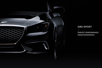 Megmutatták a második Genesis luxusautót