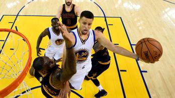 Ez már alázás, amit Curryék csinálnak az NBA-döntőben