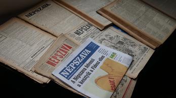 Megvennék a Népszavát meg a Vasárnapi Híreket