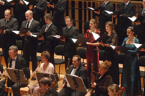 Az Orfeo Zenekar és a Purcell Kórus