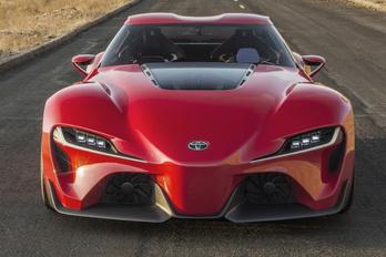 Visszatérhet a Toyota Supra