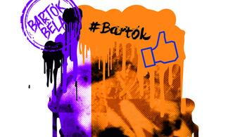 I love Bartók