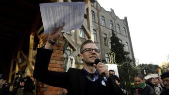 Országos akcióvá nő Pukliék tanévzáró tiltakozása