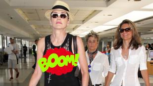 Sharon Stone még mindig nem hord melltartót