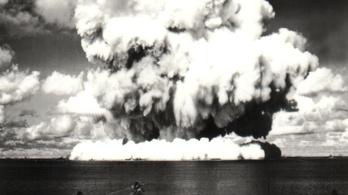 A Bikini-atoll még túl radioaktív az élethez