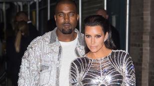Instahíradó: Kanye West új szintre emelte a művészetét