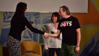 Hégető Honorka-díjat kapott az Indexvideó