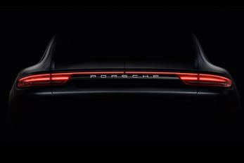 Porsche Panamera – az első előzetes