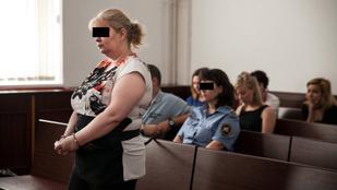 A halálbüntetését kérte a tatabányai nő, aki 108 késszúrással ölte meg 8 éves lányát
