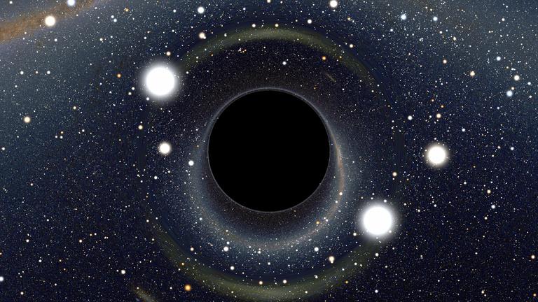 Lehet kiút a fekete lyukakból
