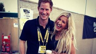 Harry herceg a legújabb pletykák szerint híres énekesnővel jár
