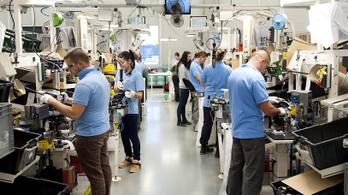Egy nagyobb városnyi munkahely vár munkásokra