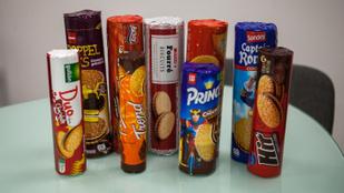 Teszt: az emeletes csokis keksz átverés