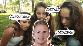 Tényleg nem lehet kiejteni a magyar játékosok nevét?