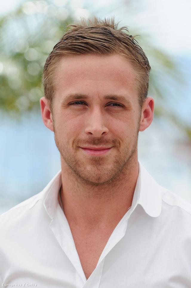 A 21.század első felének legsármosabb színésze, Ryan Gosling.